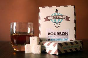 Wondermade Bourbon marshmallows