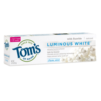 Tom's of Maine Luminous White Toothpaste