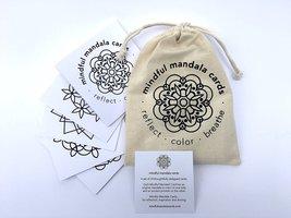 Mindful Mandala Cards