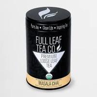 Full Leaf Tea Co Masala Chai