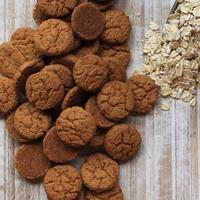 Byrd's Scotch Oatmeal Cookies