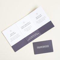 Framebridge - $30 Coupon