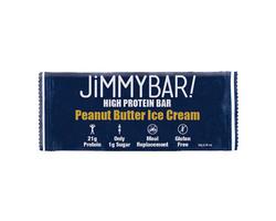 Jimmy Bar! High Protein Bar - Peanut Butter Ice Cream