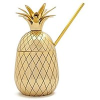 W&P Design Large 16 oz. Pineapple Tumbler