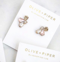 Olive + Piper Leah Studs