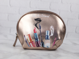 Macy's Beauty Box August 2017 Cosmetics Bag