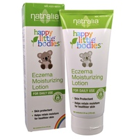 Natralia Happy Little Bodies Eczema Moisturizing Lotion
