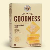 King Arthur Flour Essential Goodness Lemon Bar Mix