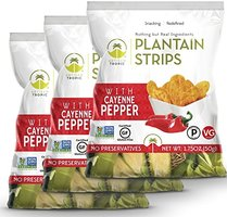 Artisan Tropic Plantain Strips with Cayenne Pepper