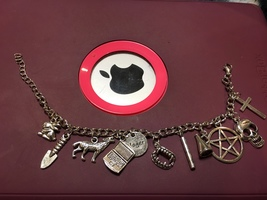 Slayer Charm Bracelet
