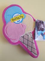 Pride Bites Ice Cream Cone Dog Toy