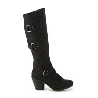 Blowfish Stay Boots~Black Size 10
