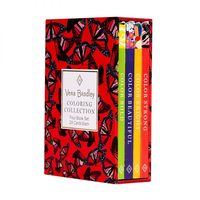 Vera Bradley Coloring Collection (add on)
