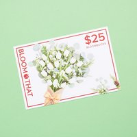 BloomThat $25 Gift Card