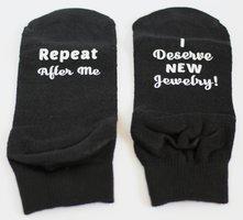 Sock Monster Socks