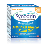 Synodrin Arthritis and Muscle Relief Gel + Coupon
