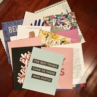16+ Happy Mail 8x10 prints