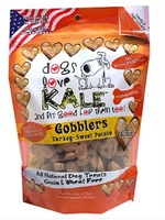 Dogs Love Kale Turkey & Sweet Potato Gobblers