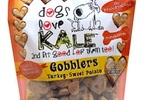 Dogs Love Kale Turkey & Sweet Potato Gobblers