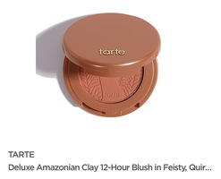 Tarte Amazonian clay blush