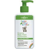 Happy Little Bodies Eczema Body Wash & Shampoo