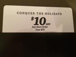 Bespoke Post $10-off gift card
