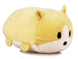Stackins Plush-Hoity the hamster
