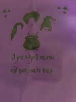 Hocus Pocus Put a Spell On You Tote Bag