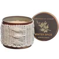 Winter Spice Candle by Chesapeake Bay