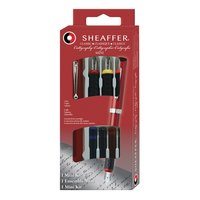 Sheaffer Calligraphy Mini Kit with 3 Interchangeable Nib Grades