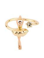Les Nereides Mini Ballerina Ring