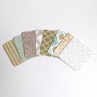 Sailor Paper Co. Coaster Set