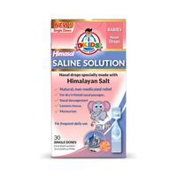 Himasal saline Solution for babies