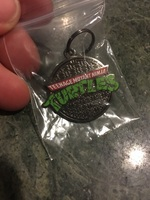 Teenage Mutant Ninja Turtles Dog Tag