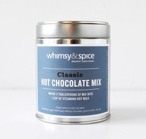 Classic Hot Chocolate Mix, whimsy&aspire - RV $15