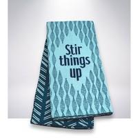 Stir Things Up Tea Towels, 2pk