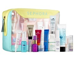 Sephora Sun Safety Kit 2016 - Bag only