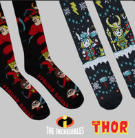 The Incredibles Socks