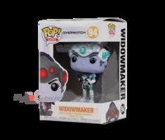 Overwatch Widowmaker Pop