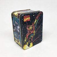 Marvel Comics Iron Man Collectable Tin