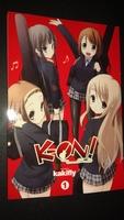 Loot Anime, K-on manga 1
