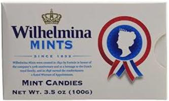 Wilhelmina Mints
