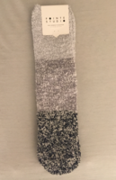 Pointe Studio Aloe Infused Cozy Socks (Grey)