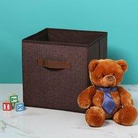 Linen Storage Cube