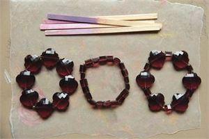 Creative Coop bracelets