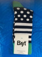 Bryt combed cotton socks