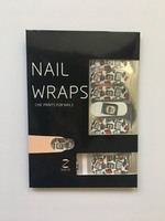 Book Bound Nail Wraps