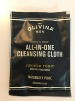 Olivina All in One Cleansing Cloth