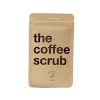 The Coffee Scrub in Coconut