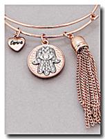 Charmed Life Rose Gold Bracelet